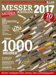 Messer Magazin - Messer Katalog 2017