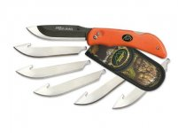 Outdoor Edge Taschenmesser Razor Blaze Orange