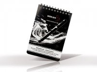 Böker Plus Notizblock Waterproof notebook Big