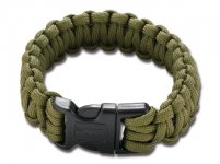 CRKT Paracord Survival Para-Saw Od Green Large