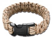 CRKT Paracord Onion Survival Para-Saw, Tan, Large