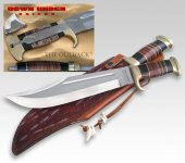 Down Under Knives - OUTBACK Crocodile Bowie
