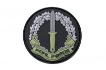 POHL FORCE - 3D Rubber Patch Romeo