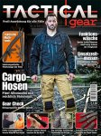 TACTICAL gear - Ausgabe 01/2015