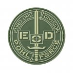 POHL FORCE - 3D Rubber Patch EOD (grün)
