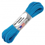 Paracord 550, Typ III, 15 m (50 ft.) - Farbe: Colonial Blue