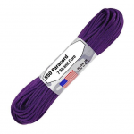 Paracord 550, Typ III, 15 m (50 ft.) - Farbe: Purple