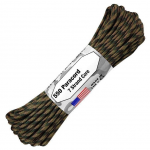 Paracord 550, Typ III, 15 m (50 ft.) - Farbe: Recon