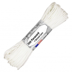 Paracord 550, Typ III, 15 m (50 ft.) - Farbe: White