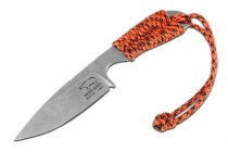 White River M1 Backpacker Orange/Black Paracord