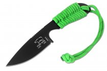 White River M1 Backpacker Coated, Green Reflective Paracord