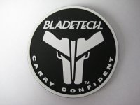 BLADE-TECH - Patch (rund)