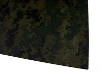 KYDEX / Platte ca. 200x300 mm / Stärke ca. 2,0 mm / Forest Digital Camo