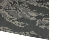 KYDEX / Platte ca. 200x300 mm / Stärke ca. 2,0 mm / Tiger Stripe Camo
