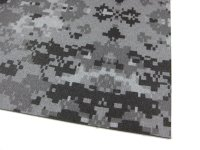 KYDEX / Platte ca. 200x300 mm / Stärke ca. 2,0 mm / Urban Digital Camo
