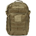 5.11 - RUSH 12 Backpack (Rucksack), sandstone