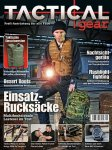 TACTICAL gear - Ausgabe 01/2014
