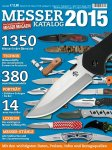Messer Magazin - Messer Katalog 2015