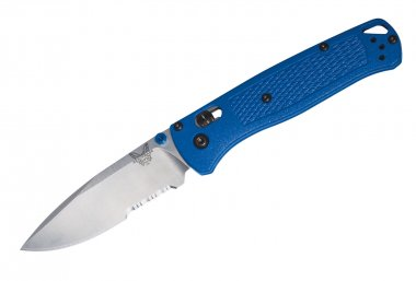Benchmade Taschenmesser 535 BUGOUT, AXIS, Blue (Welle)