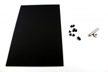 KYDEX - Starter-Set 3 (2,0 mm Kydex, 7,3 mm Oesen, EW-1)