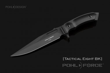 POHL FORCE Tactical Eight BK
