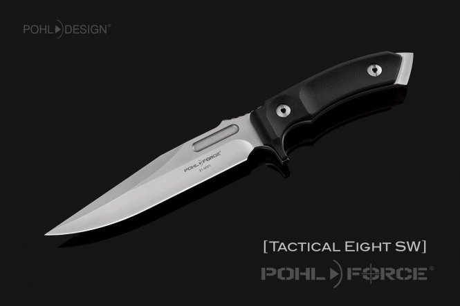 POHL FORCE Tactical Eight SW