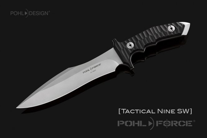 POHL FORCE Tactical Nine SW