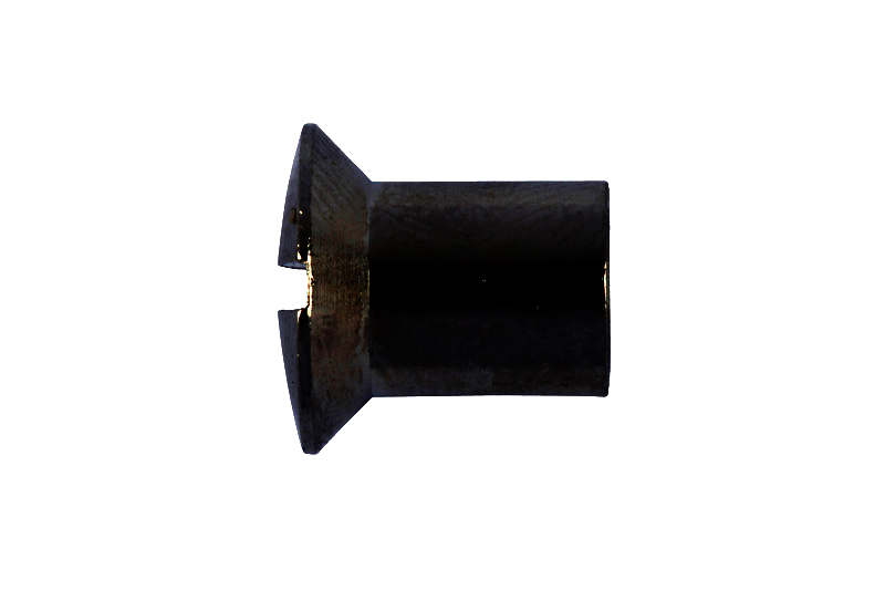 h lsenmutter schwarz verzinkt 9x 9 mm m4 gewinde 10 st ck joe 39 s messershop. Black Bedroom Furniture Sets. Home Design Ideas